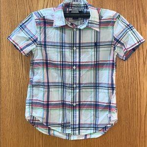 Ralph Lauren short sleeve dress shirt